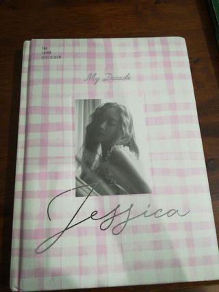 Jessica My Decade Album
