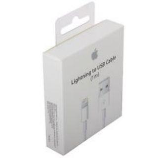 1m~100% Genuine Apple Lightning Cable 1m-free mailing