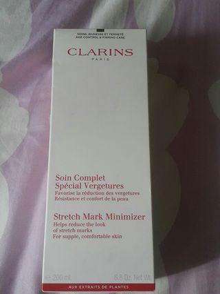 Clarins Soin Complet special vergetures Stretch Mark Minimizer