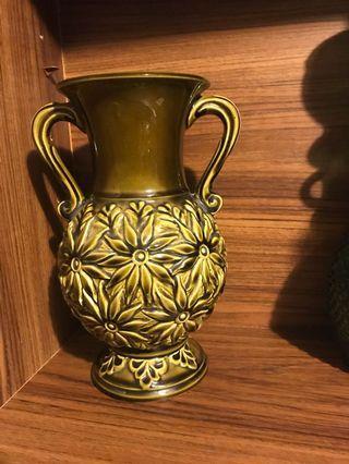 Amazing Large West Germany Pottery Vase