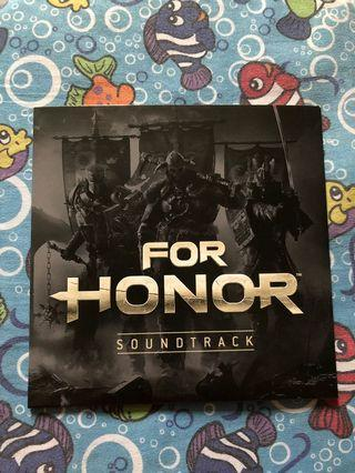 For Honor 原裝音樂碟