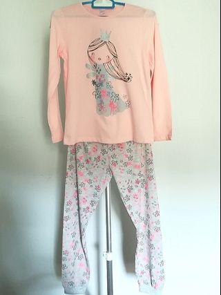 🆕 LC Waikiki Girls' Pyjamas 8-9yo