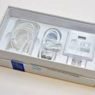 100% Original Samsung Products combo SET-cable+plug+EG920