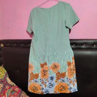 Dress tosca flower