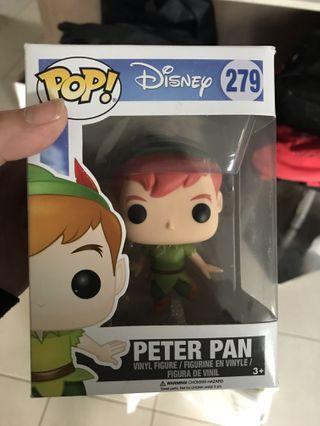 Peter Pan #279 Funko Pop RARE