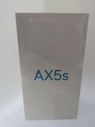 "Oppo Ax5s black""telco set""(New)"
