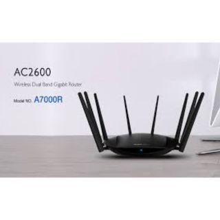 TOTOLINK A7000R AC2600 4 Dual-band Gigabit 無線路由器