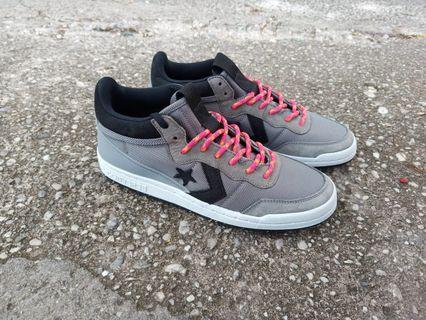Converse Fast Break Mid Cool Grey
