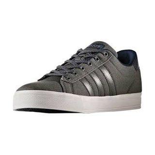 Sepatu Adidas Neo Daily Twill Grey