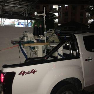 Tow motor / Pidah barang