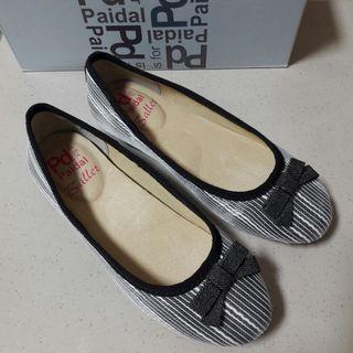 專櫃paidal平底鞋5號/22號