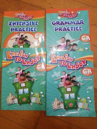 English to enjoy 6A,lP,GP