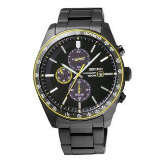 5折出售 深水步有門市全新1年保養有單正版正貨 SEIKO 精工錶 SSC723P1
