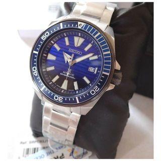 5折出售 深水步有門市全新1年保養有單正版正貨 SEIKO 精工錶 SRPC93J1