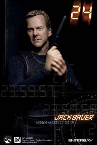 🚚 Enterbay - Jack Bauer - MIB