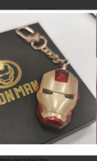 🚚 Iron Man ezlink charm