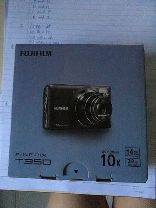 🚚 Fujifilm Finepix T350 Digital Camera Red
