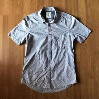 Authentic Polo short sleeve button shirt