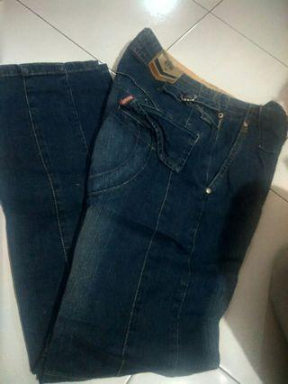 Celana Jeans Airplane Systm Uk.32