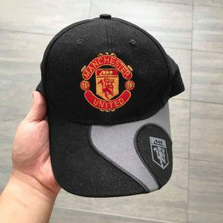 Adjustable Manchester United man United baseball cap