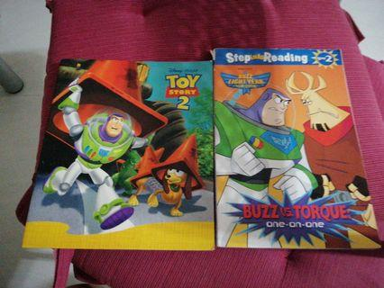 Toy story 2 books