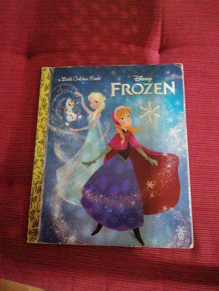 Disney Frozen book