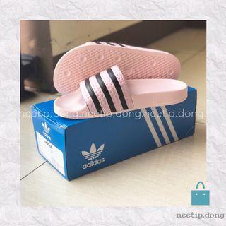 Adidas Adilette Slides Sandal Slipper Pink Size 6