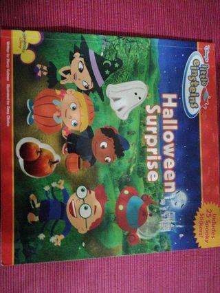 Little einsteins Halloween surprise book