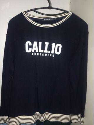 🚚 throw on sweatshirt