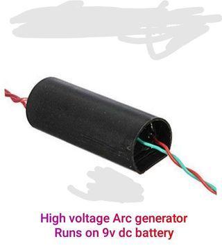 Looking for high voltage arc generator. Read description
