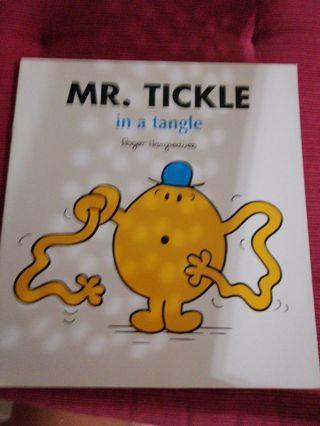 Mr tickle in a tangle big book