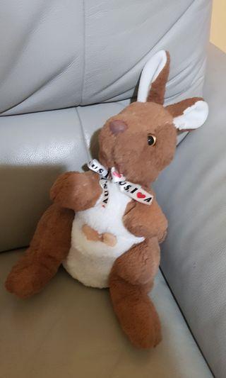 Kangaroo puppet from sydney