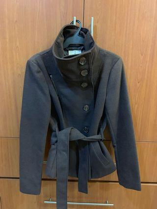 Calliope Dark Brown Coat