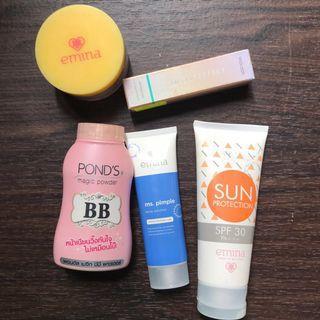 Makeup Bundle (take all)