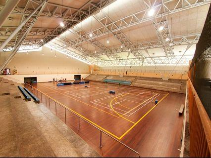 Selling Yishun Sport Hall Badminton Court @ 29 June