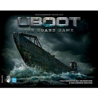 Uboot The Board Game