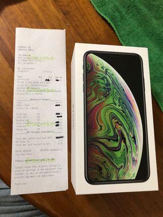 🚚 iPhone XS Max 256GB Space Grey