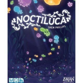 Noctiluca board game