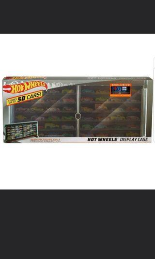 Hot Wheels Display Case 3 sets Left!!