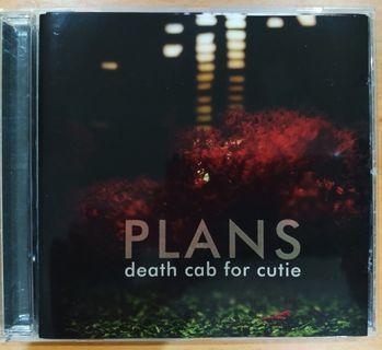 """CD: Death Cab For Cutie """"Plans"""""""
