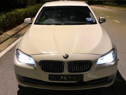 BMW 523i F10 Available For Rent