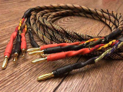 Western Electric Speaker Cable 2.5m (Pair)