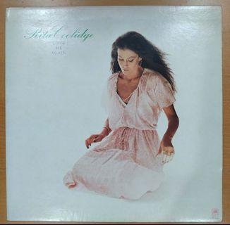 """Vinyl LP: Rita Coolidge """"Love Me Again"""""""