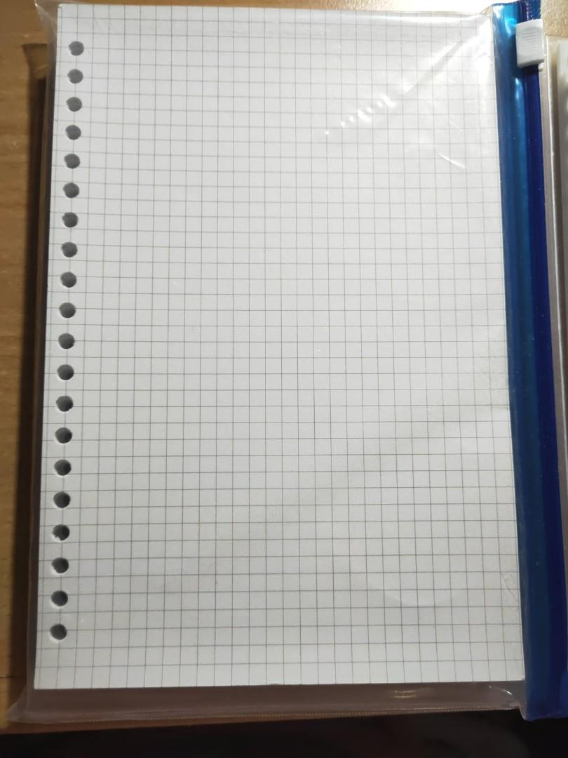 20 hole paper for a5 notebook binders !!!