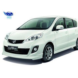 Car Rental Perodua Alza (A) Kereta Sewa Petaling Jaya Subang Jaya Sunway