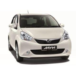 Rent A Car - Perodua Alza (A) Rental - Kereta Sewa Petaling Jaya, Subang Jaya, Sunway