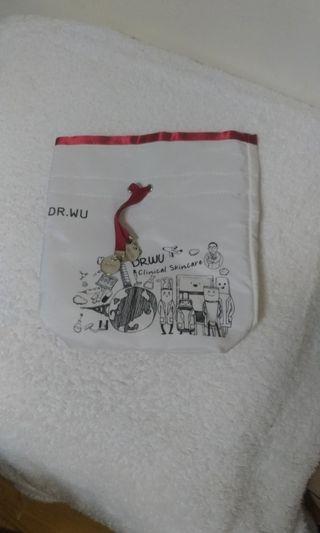 Dr.Wu 化妝袋收納帶