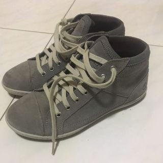 Timberland Canvas Shoes - Grey