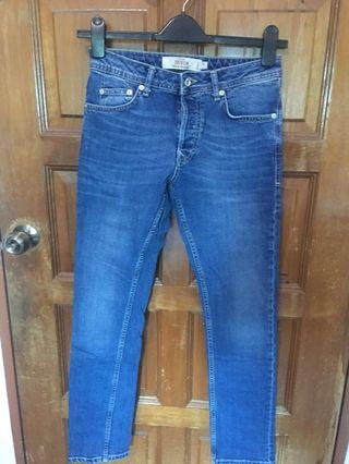 🚚 Topman denim jeans