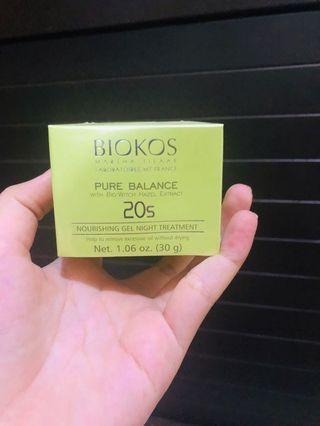 Biokos martha tilaar gel night treatment